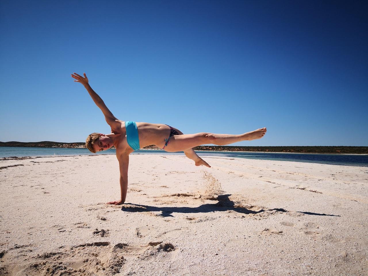 Valentina D'Amico Active Lifestyle Mentor